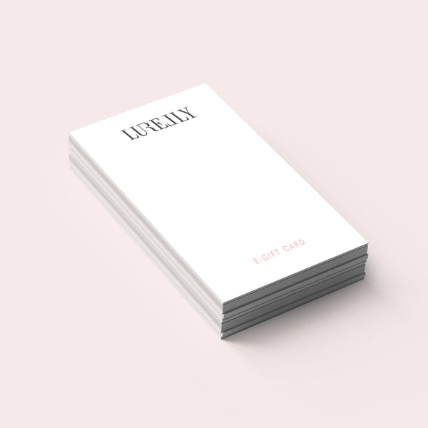 Lurelly Gift Card - Lurelly