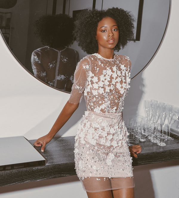 BARI MINI DRESS - Lurelly