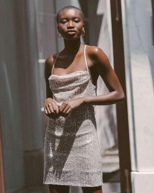 WILLOW SEQUIN DRESS - Lurelly