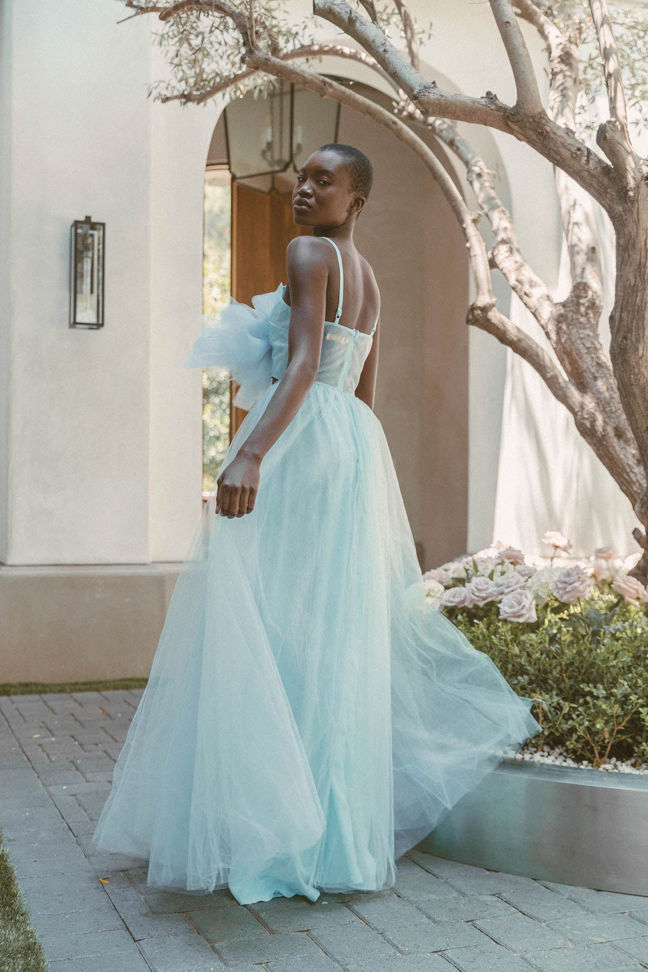 JUNIPER TULLE GOWN - Lurelly