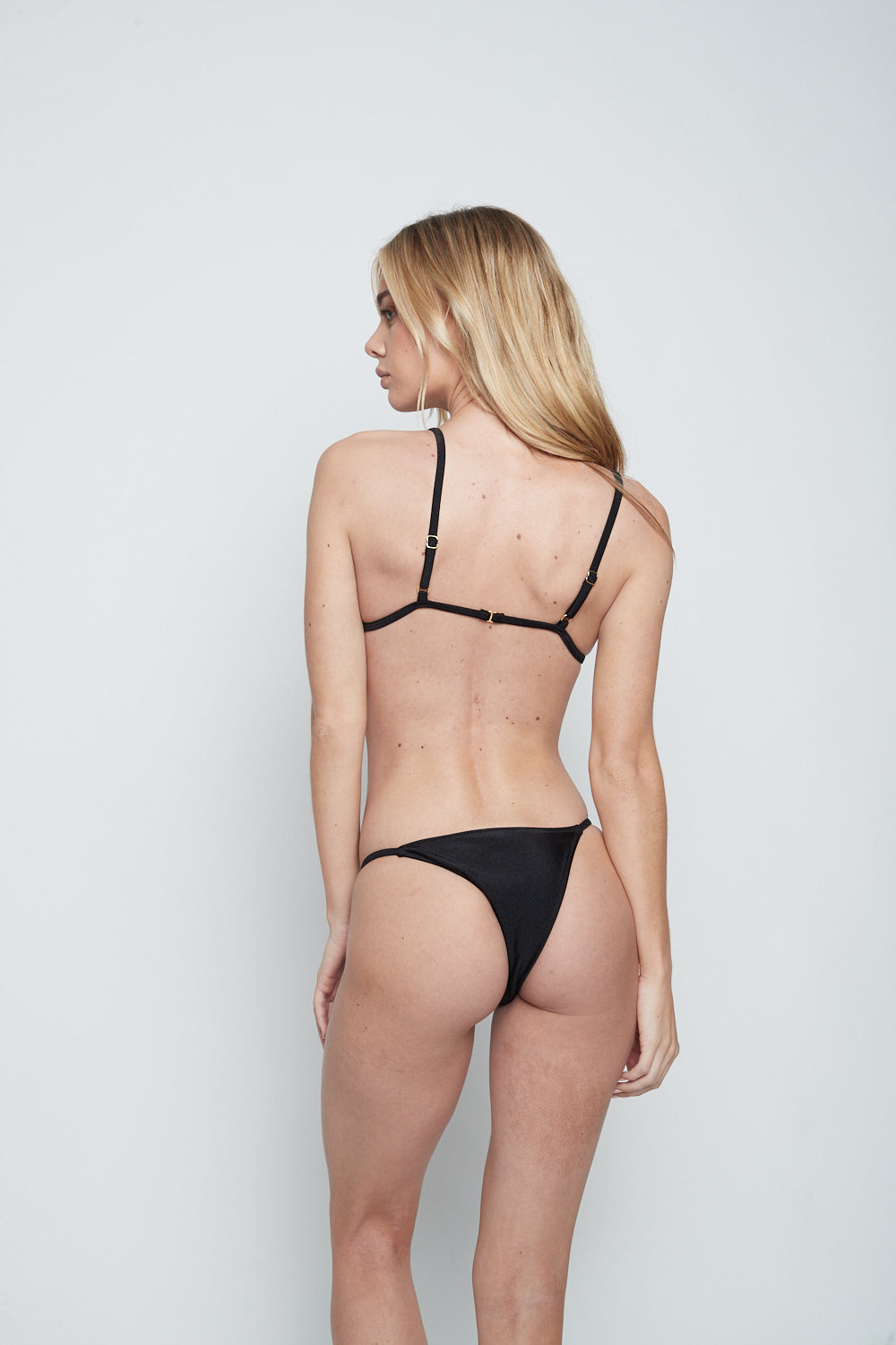 BELLA BOTTOM (BLACK) - Lurelly