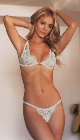 MAX LACE BRA SET