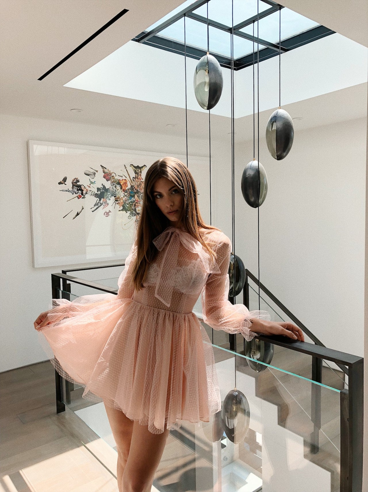 PARIS TULLE DRESS - Lurelly
