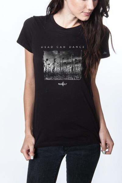 Dead Can Dance Field Tee Black