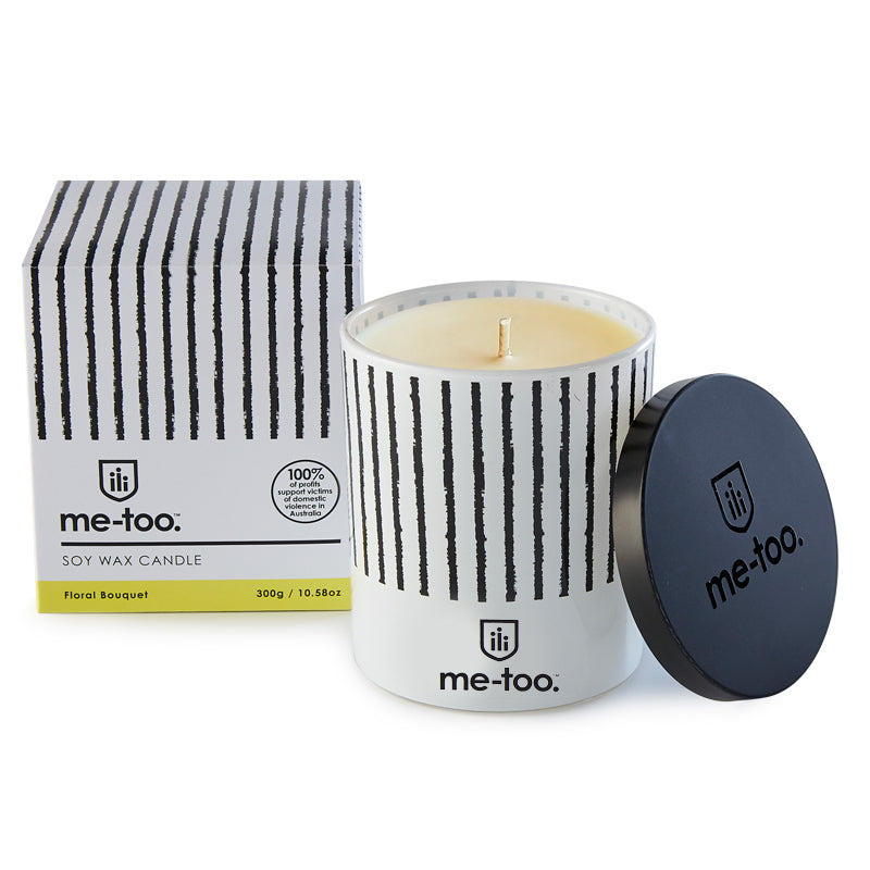 Me Too Scented Candle - Floral Bouquet