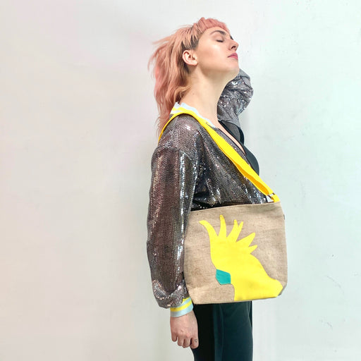 Cockatoo Shoulder Bag