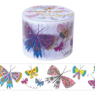 Butterfly Japanese Washi Tape Aimez