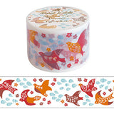 Pattern Birds Washi Tape Aimez