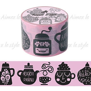Finnish Coffee Break Washi Tape Aimez