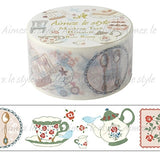Rose Room Japanese Washi Tape Aimez