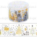 Brilliant Forest Japanese Washi Tape Aimez le style