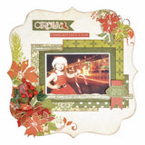 Christmas Carol Collectables Cardstock Die-Cuts