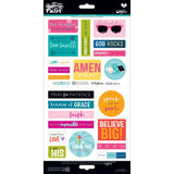 Go & Tell 2 Illustrated Faith Basics Elements Stickers