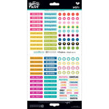 Planner Pieces Illustrated Faith Basics Elements Stickers