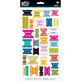 Colorful Illustrated Faith Basics Bible Book Tabs Stickers