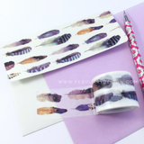 Feathers Washi Tape