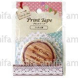 Lace Decorative Tape