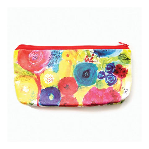 Floral Attwell Planner Pouch