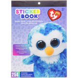 Beanie Boos® Sticker Book Ice Cube™ the Penguin, 254 stickers