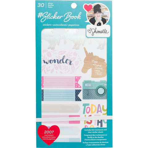 These designer planner stickers are the perfect accent to all your planner pages, paper crafting and scrapbooking. Featuring foil accents and beautiful designs these are a must-have in your planner!