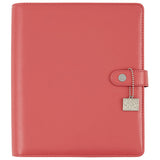 Coral A5 Planner Binder Posh Carpe Diem (IN STOCK) Free Washi Tape