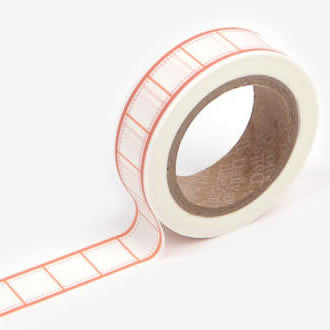 Copy Paper Washi Tape