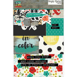 Life in Color Simple Story Snap Packs (120/Pkg) Sn@p! Card Pack