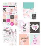 Friendship & Love My Prima Planner Goodie Pack Embellishments