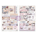 Create beautiful phrases and describe your perfect moments with these word and quote stickers from the Lavender Collection. Perfect for mini albums, tags and cards!