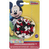 Mickey Mouse Sprinkles (710-4616)