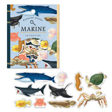 Marine Sea Creatures Sticker (30 pieces) Mind Wave Flake Seals Favorite Seal