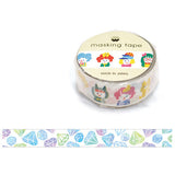 Blue Diamonds Washi Tape • Mind Wave Japanese Washi Tape