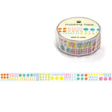 Dots Washi Tape • Mind Wave Japanese Washi Tape