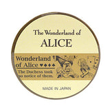 The Wonderland Of Alice Antique Washi Tape • Mind Wave Japanese Washi Tape