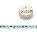 Sunny French Bulldog Mind Wave Masking Tape