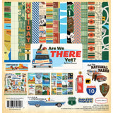 "Are We There Yet? Carta Bella Collection Kit 12""X12"""