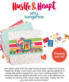 "Amy Tan Hustle & Heart American Crafts Single-Sided Paper Pad 6""X6"" 36/Pkg"