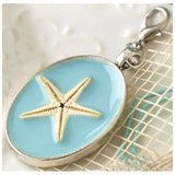 Calm Waters Starfish Charm Embellishment • Webster's Pages Color Crush