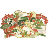 Making Christmas Cards are so easy with these Christmas Carol Collection.
