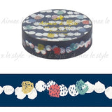 Dots Collage Japanese Washi Tape Aimez le style