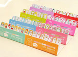 Animal Adhesive Tabs Sticky Notes
