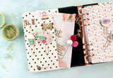 Coffee & Tea Lover My Prima Planner Clips