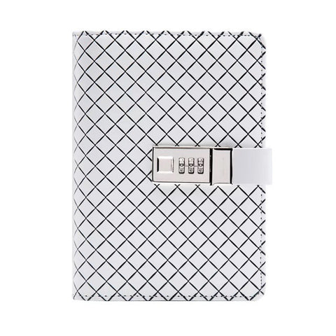 Black Diamond Personal BINDER ONLY with Password Lock • Free Washi Tape with this order