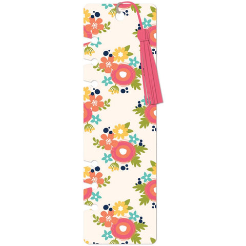 Floral Day 2 Day Planner Bookmark Insert for A5 Planner • Jillibean Soup