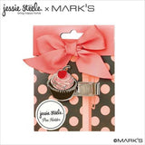 Jessie Steele Metal Penholder Cherry Cupcake Mark's
