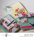 Heart Millie & June Washi Tape