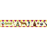 Circus Japanese Washi Tape • Animal Series Masté Masking Tape