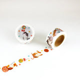 Cat & Candy Washi Tape • Path Round Top Masking Tape