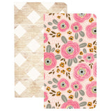 My Happy Place Color Crush Traveler's Notebooks Inserts Set Flowers & Wood
