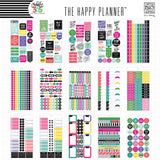 Everyday Plans Create 365 Happy Planner Sticker Value Pack (1486/Pkg)